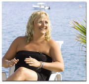 Julie Byrd in Cabo San Lucas Mexico