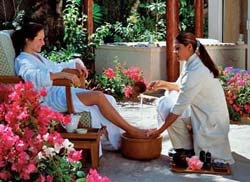 Spa at the One&Only Palmilla
