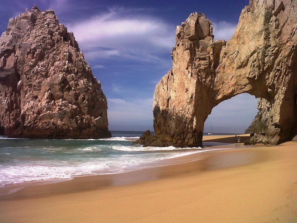 Land's End Arch Cabo San Lucas Mexico