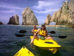 Kayak and Snorkel Tours in Cabo San Lucas Mexico