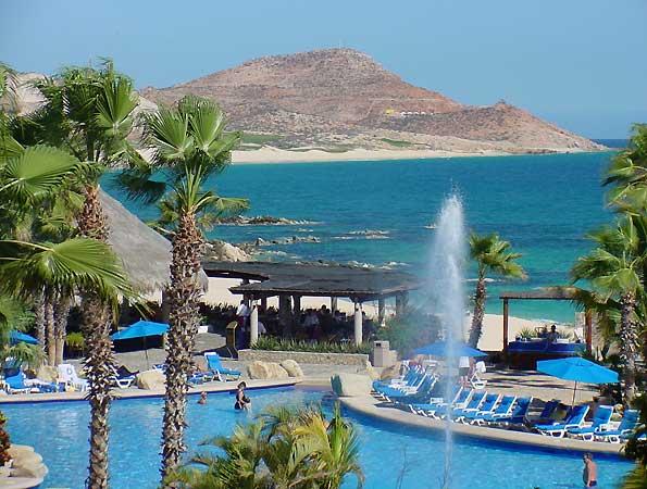Melia Cabo Real Los Cabos Mexico All Inclusive Resort