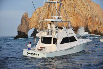 Cabo San Lucas Mexico Fishing Tournaments