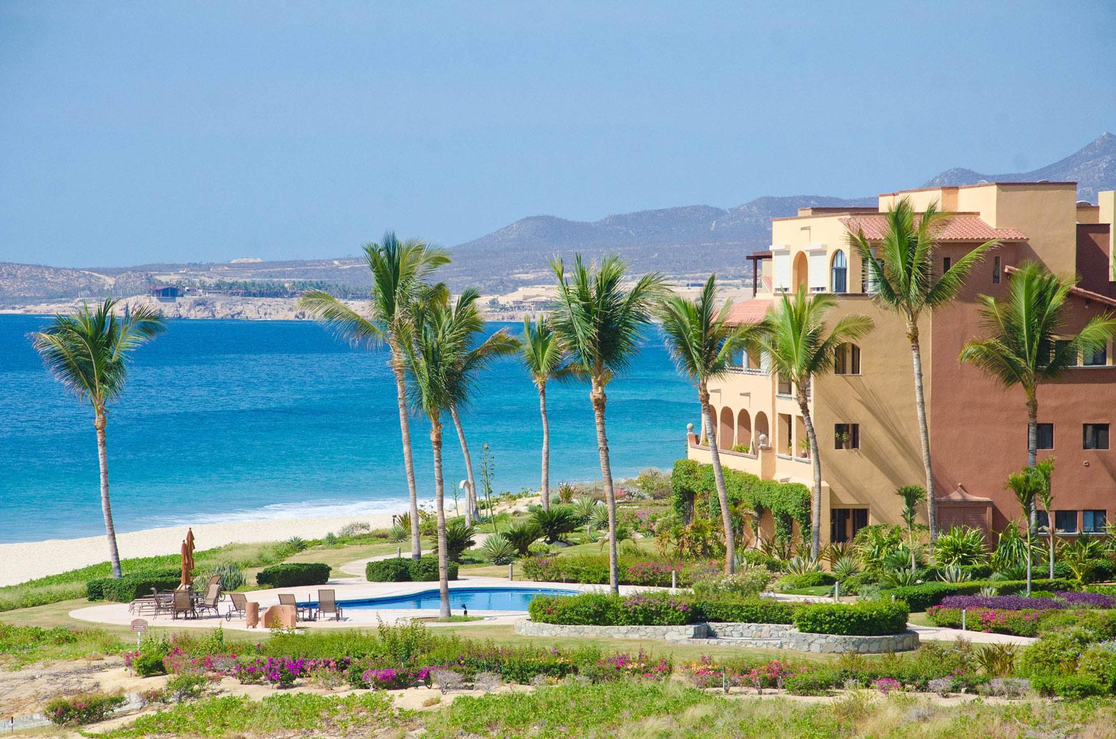 View of the Sea of Cortez from Casa del Mar, Los Cabos