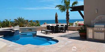 Villa Dorado vacation rental in Cabo San Lucas Mexico