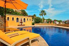 Vacation Rental Villa Mira Flores in Cabo San Lucas Mexico