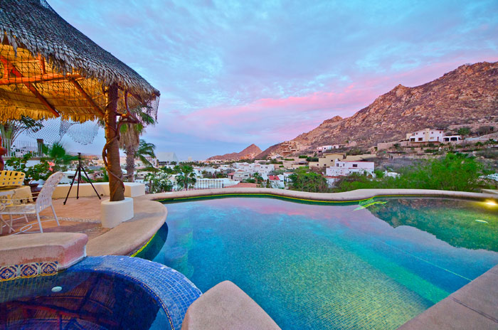 Villa Serrana Vacation Rental in Cabo San Lucas Mexico