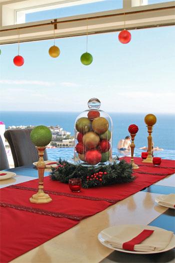 Christmas in Cabo San Lucas Mexico