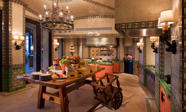 Su Cocina at Capella Pedregal is the setting for the resort's culinary classes in Cabo San Lucas, Mexico