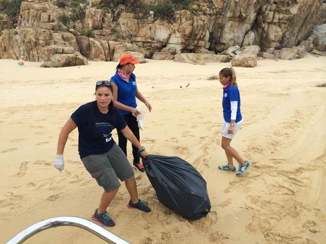 CAbo San Lucas Hurricane Odiile Recovery