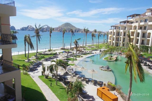 Cabo Villas Beach Resort And Spa Hurricane Damage