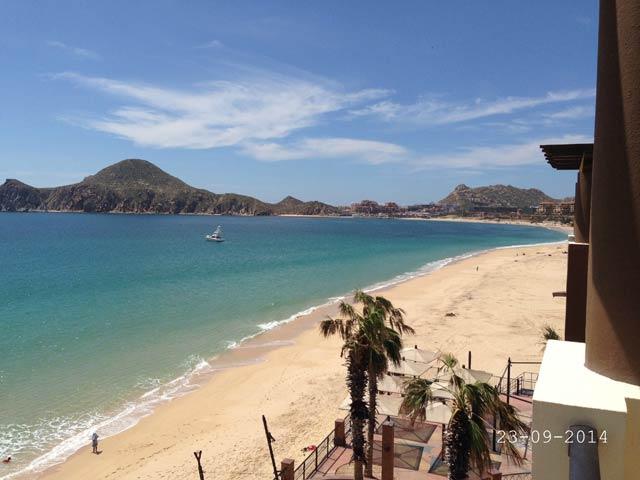 Los Cabos Hurricane Odile Recover Photos