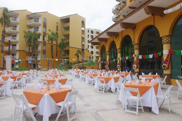 Villa del Palmar Cabo San Lucas Mexico Hurricane Odile