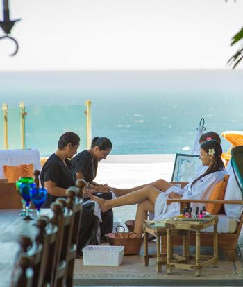 Los Cabos Spa Treatments, Massages, Pedicures, Facials