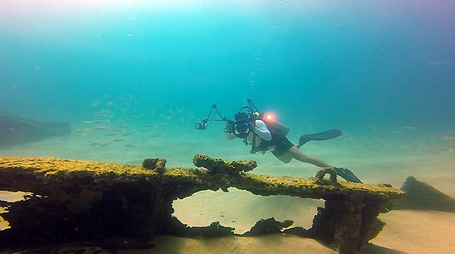 Scuba Diving in Cabo San Lucas Mexico