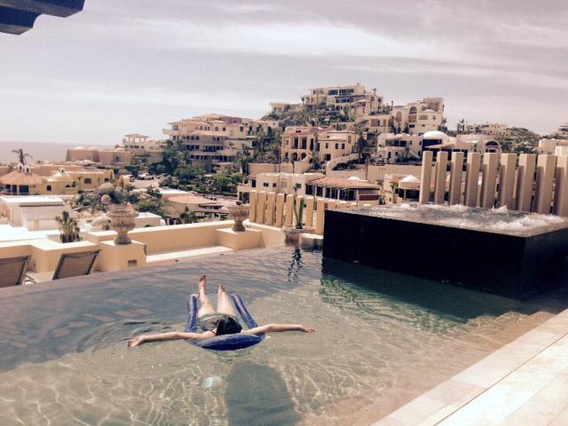 Los Cabos Mexico luxury villa vacation rentals trip report
