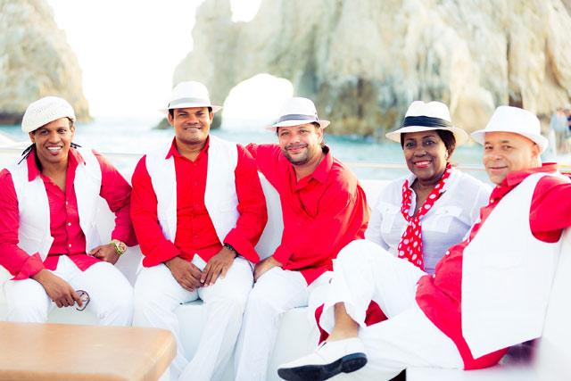Rosalia de Cuba and her Band