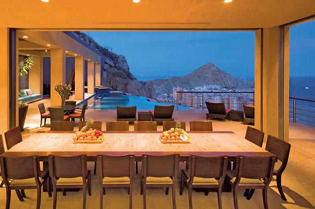 Luxury Vacation Villa Rental in Cabo San Lucas Mexico