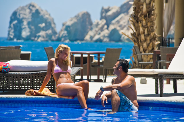 Valentine's Day in Cabo San Lucas Mexico