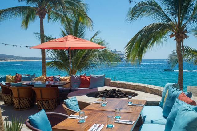 Romantic Restaurants in Cabo San Lucas Mexico