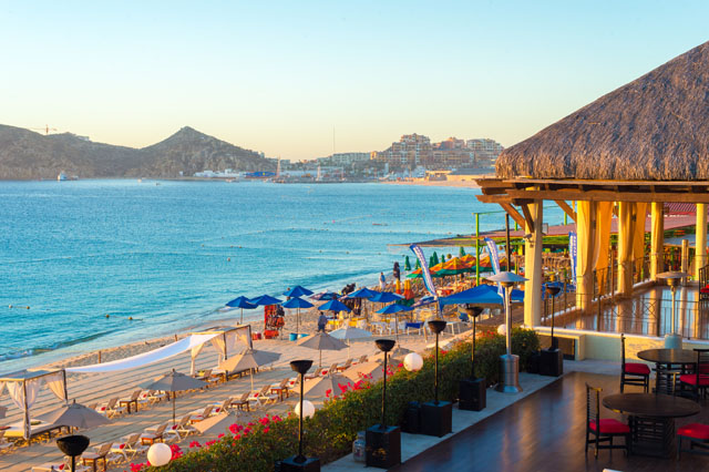 Casa Dorada Los Cabos Mexico Overlooks Beautiful Médano Beach