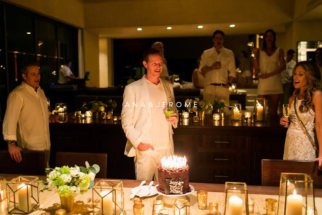 Cabo San Lucas Luxury Private Villa Rental Celebration