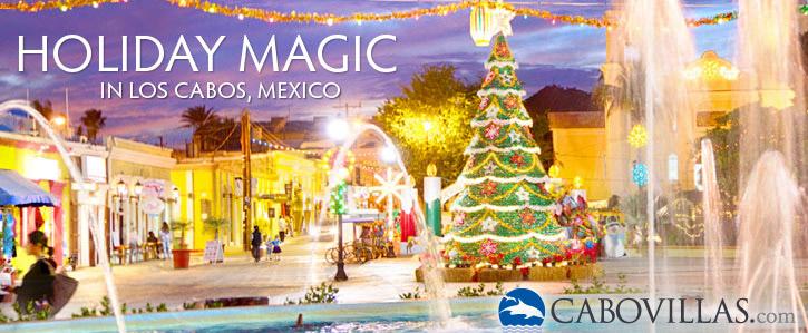 Holiday Season in Los Cabos Mexico