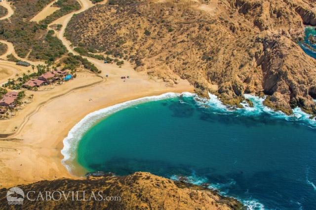 Best beaches Santa Maria Bay Los Cabos Mexico