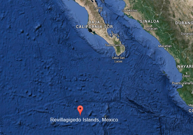 Socorro Island Mexico