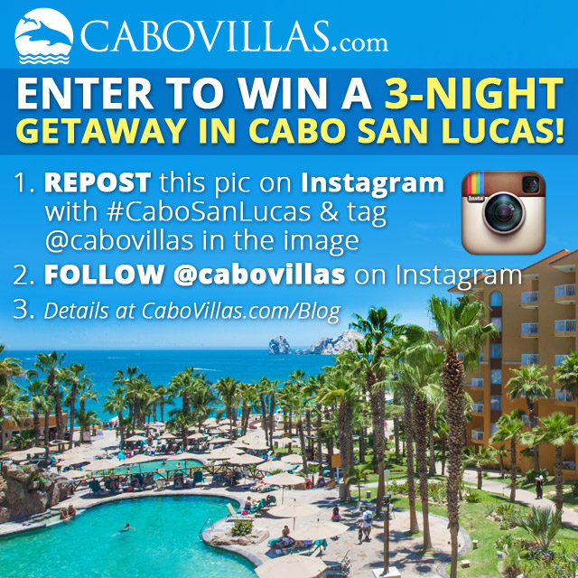 Cabo San Lucas Vacation Contest