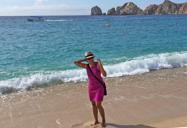 Medano Beach Cabo San Lucas Mexico