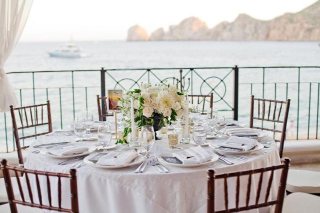 Destination Wedding at Casa Dorada Beach Resort in Cabo San Lucas Mexico