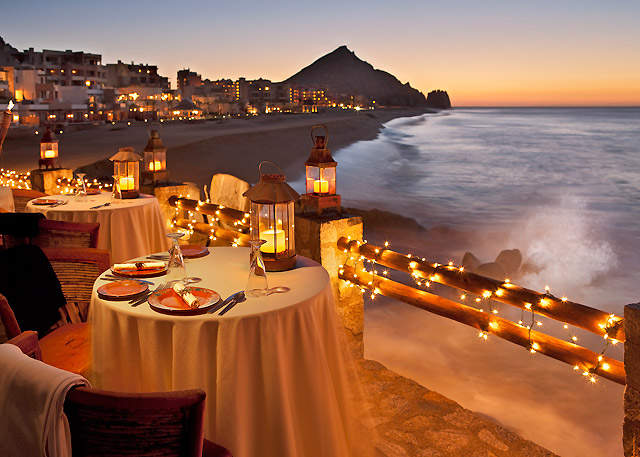 El Farrallon Restaurant at The Resort at Pedregal