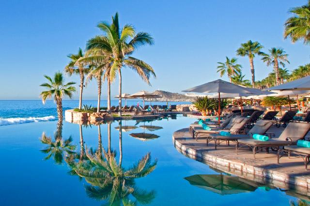 The Sheraton Hacienda del Mar Resort in Los Cabos Mexico