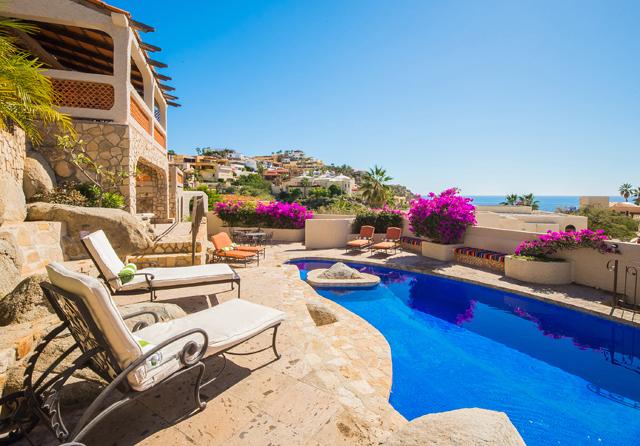 Luxury vacation rental Hacienda Edith in Cabo San Lucas Mexico