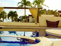 Luxury vacation rental in Cabo San Lucas Mexico Villa Via a la Casa in Pedregal