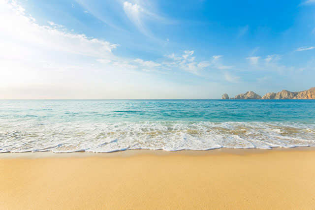 Beaches in Los Cabos Mexico