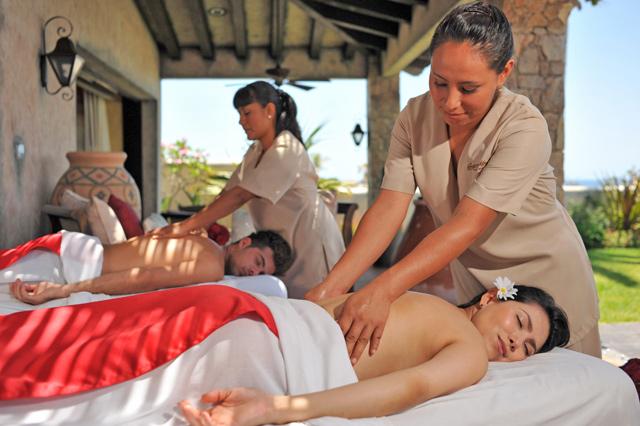 Spa Treatments in Los Cabos
