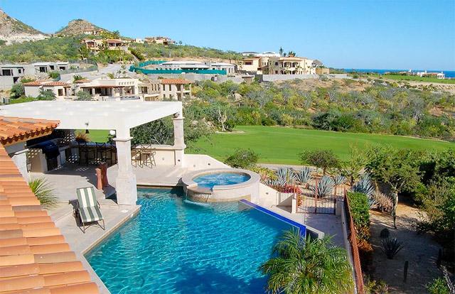 Vacation rental in Los Cabos Mexico Villa las Piedras