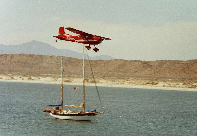 Punta Chivato - Baja California Sur, Mexico in 1988