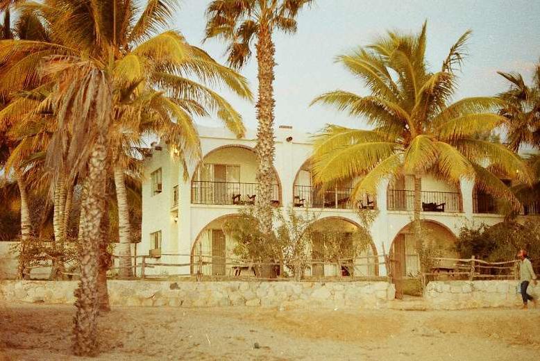 Rancho Buenoa Vista in Baja California Sur, Mexico - 1988