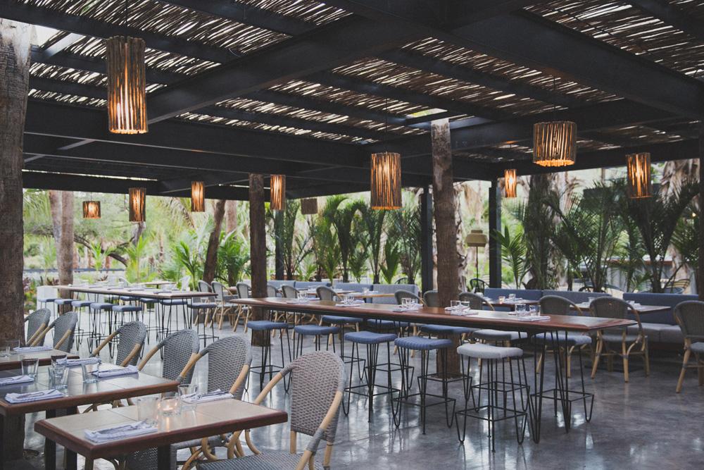Acre Baja dining restaurant Los Cabos Mexico`