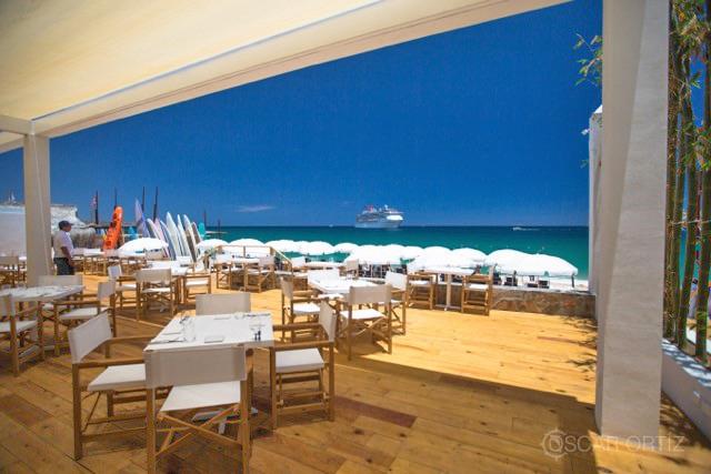 Medano Beach Club Restaurant