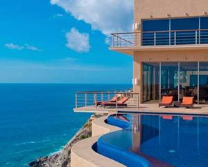 Luxury vacation rental Villa Bellissima in Cabo San Lucas Mexico