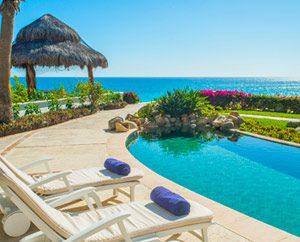 Luxury vacation villa rentals Cabo San Lucas Mexico