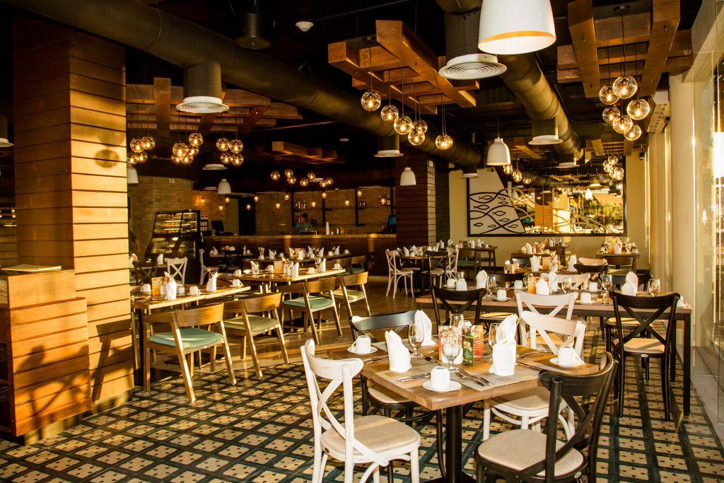 CaboVillas.com Stylish New Maydan Restaurant Cabo San Lucas Mexico