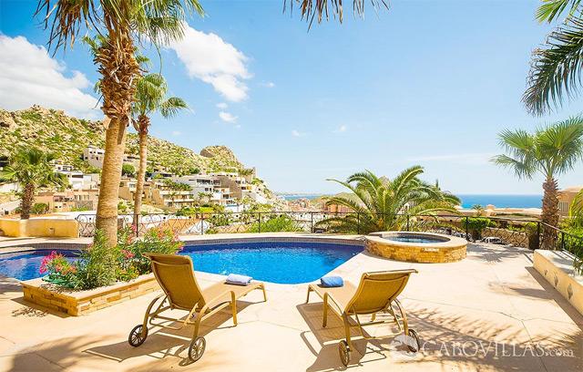 Vacation Rental Specials in Cabo San Lucas Mexico at Villa Aurora