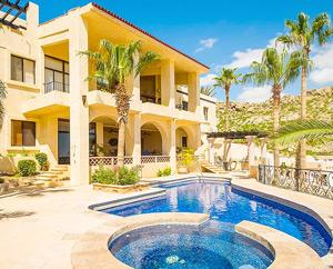 Vacation Rental Villa Aurora in Cabo San Lucas Mexico