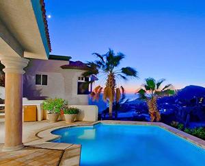Vacation Rental Villa Bougainvillea in Cabo San Lucas Mexico
