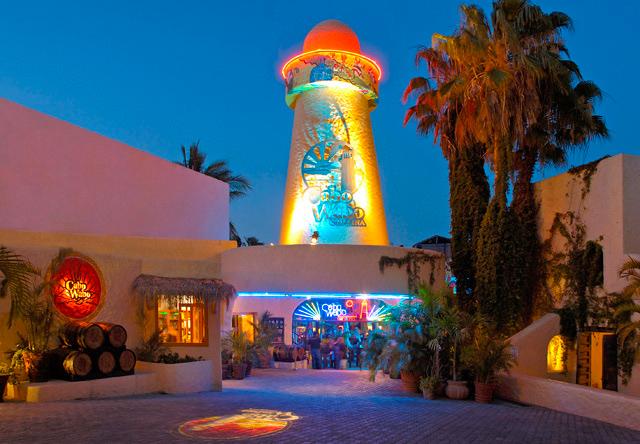 Cabo Wabo Cantina in Cabo San Lucas Mexico