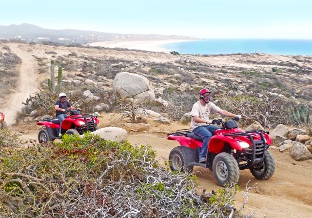 ATV Offroad Tours - Top 4 Adrenaline-Pumping Activities in Los Cabos Mexico